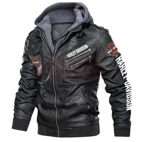Leather Jacket Top Quality Gift New Season Jacket